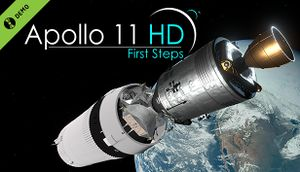 Apollo 11 VR HD: First Steps cover
