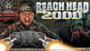 Beach Head 2000 cover