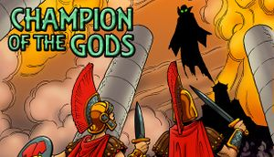 Champion of the Gods cover