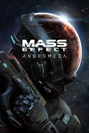 Mass Effect: Andromeda cover