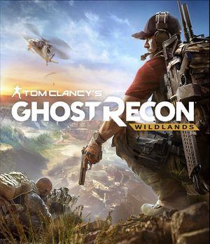 Tom Clancy's Ghost Recon Wildlands cover