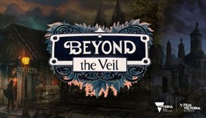 Beyond The Veil (2019) cover