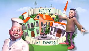 City of Fools cover