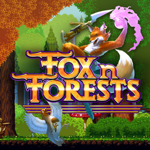 Fox n Forests cover