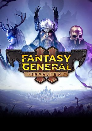 Fantasy General II cover