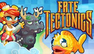 Fate Tectonics cover