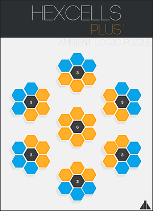 Hexcells Plus cover