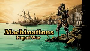 Machinations: Fog of War cover