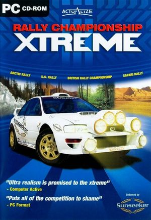 Rally Championship Xtreme cover
