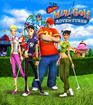 3D Ultra Minigolf Adventures cover