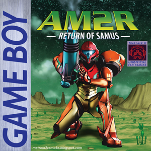 Another Metroid 2 Remake: Return of Samus cover