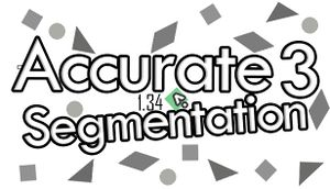 Accurate Segmentation 3 cover