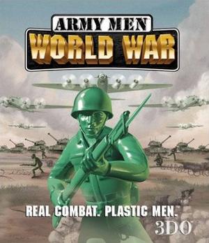 Army Men: World War cover