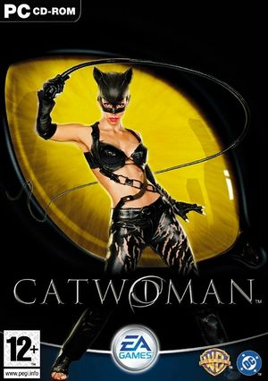Catwoman cover