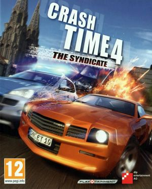 Crash Time 4: The Syndicate cover