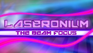 Laseronium: The Beam Focus cover
