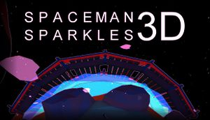 Spaceman Sparkles 3 cover