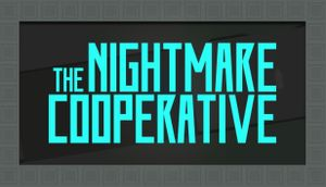 The Nightmare Cooperative cover