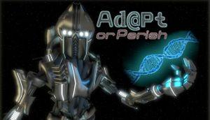 Adapt or Perish cover