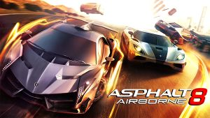 Asphalt 8: Airborne cover