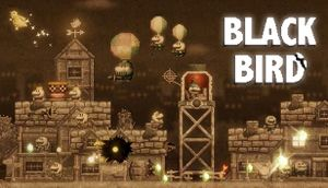 BLACK BIRD cover