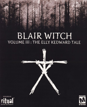 Blair Witch Volume 3: The Elly Kedward Tale cover