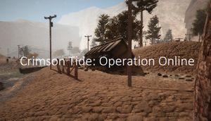 Crimson Tide: Operation Online cover