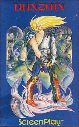 Warrior of Ras: Volume I - Dunzhin cover