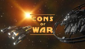 Eons of War cover