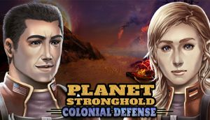 Planet Stronghold: Colonial Defense cover