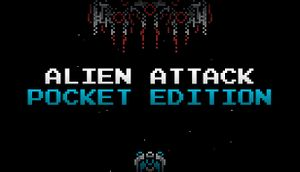 Alien Attack: Pocket Edition cover