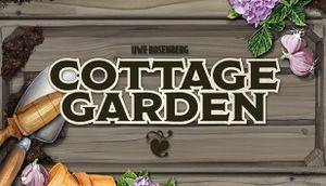 Cottage Garden cover