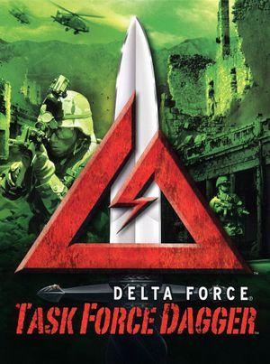 Delta Force: Task Force Dagger cover