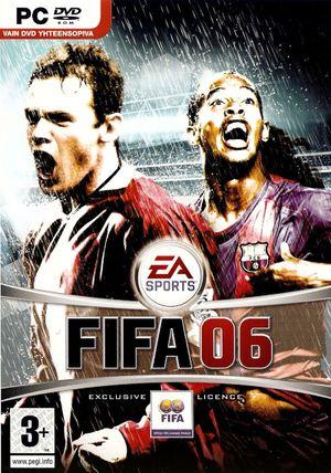 FIFA 06 cover