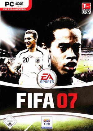 FIFA 07 cover
