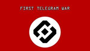 First Telegram War cover