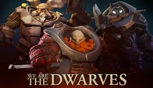 We Are the Dwarves cover