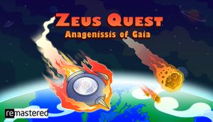 Zeus Quest Remastered cover
