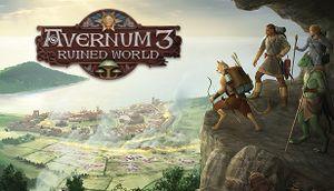 Avernum 3: Ruined World cover