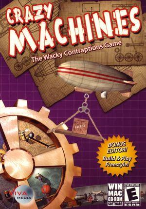 Crazy Machines cover