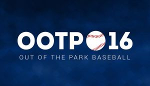 Out of the Park Baseball 16 cover