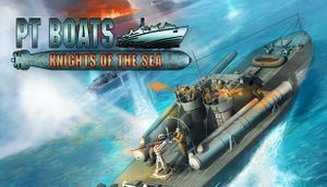 PT Boats: Knights of the Sea cover