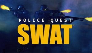 Police Quest: SWAT cover