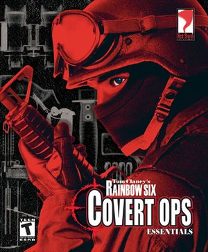 Tom Clancy's Rainbow Six: Covert Operations Essentials cover