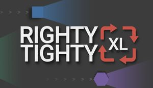 Righty Tighty XL cover