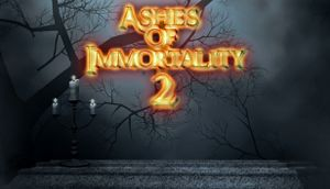 Ashes of Immortality II cover