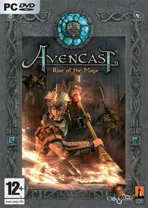 Avencast: Rise of the Mage cover
