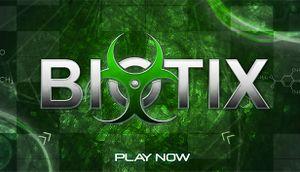 Biotix: Phage Genesis cover