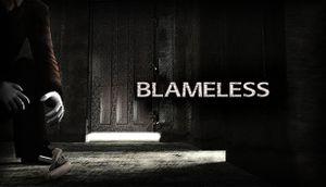 Blameless cover