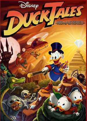 DuckTales: Remastered cover